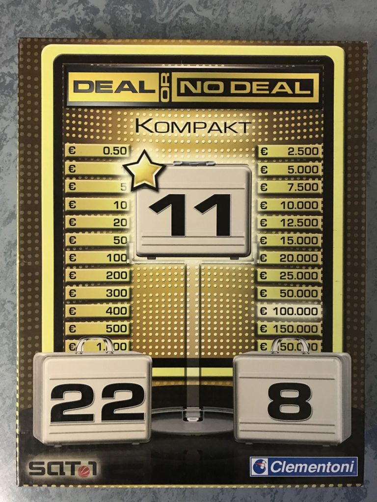 DEAL or NO DEAL kompakt