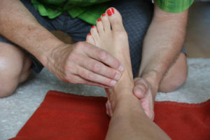 Physiotherapie Massage