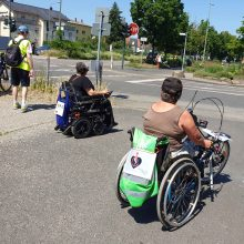 """""""Ride to remember"""" – Unsere barrierearme Fahrrad-Sternfahrt ab Rodenbach"""